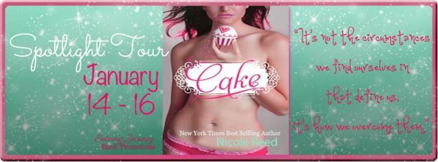 Cake Spotlight Banner