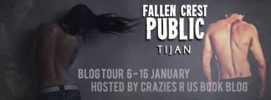 fallen crest public tour banner