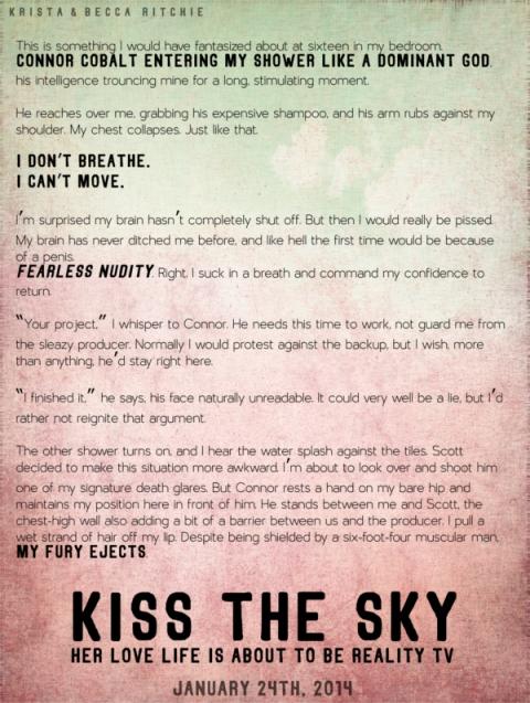 Kiss the Sky Excerpt