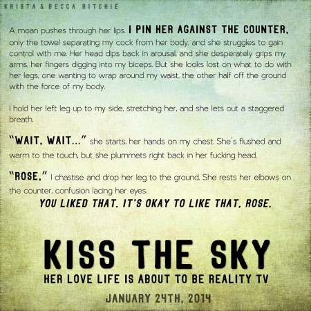 Kiss the Sky teaser