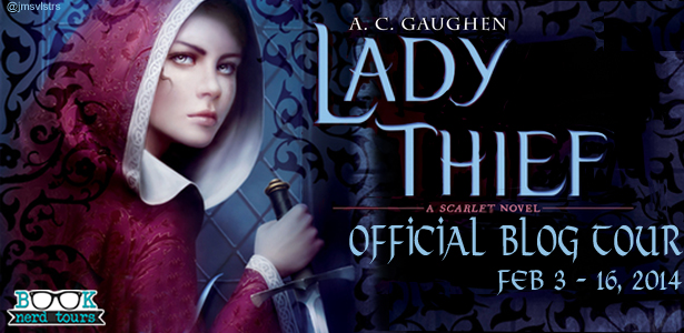 Lady Thief Tour Banner