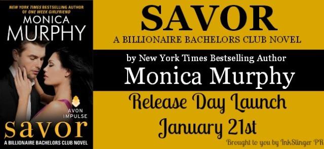 Savor Release Day Launch Banner
