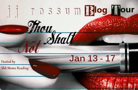 Thou Shalt Not tour banner