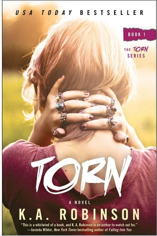 Torn by K.A. Robinson