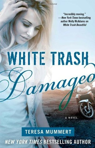 White Trash Damaged by Teresa Mummert