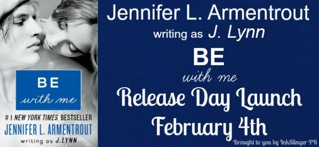 Be with Me Release Day Launch