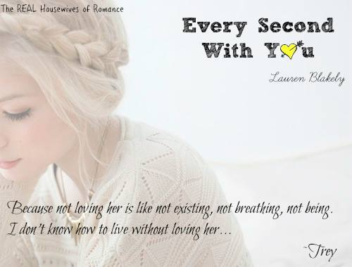 Every Second With You teaser