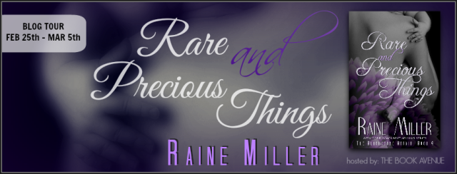 Rare and Precious Things tour banner