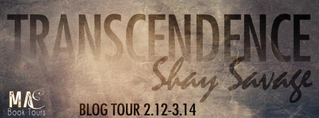 Transcendence tour banner
