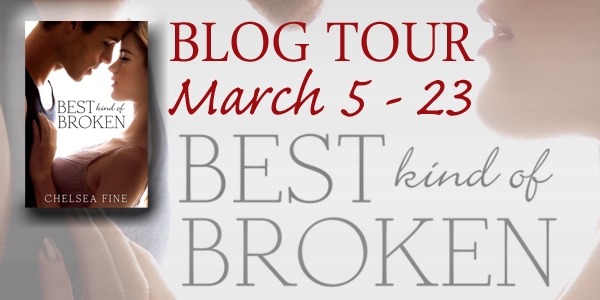 Best Kind of Broken blog tour banner