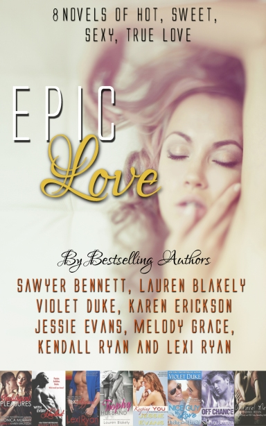 Epic Love Box Set