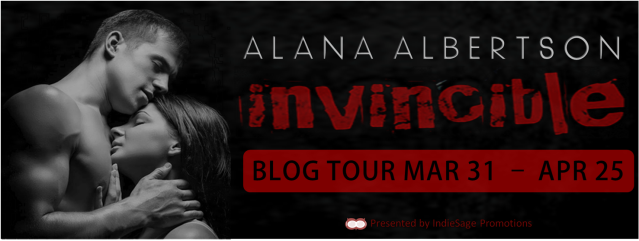 Invincible tour banner