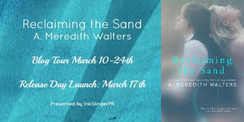 Reclaiming the Sand tour blitz banner