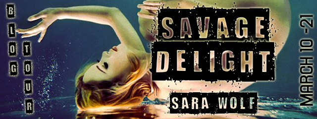 Savage Delight blog tour