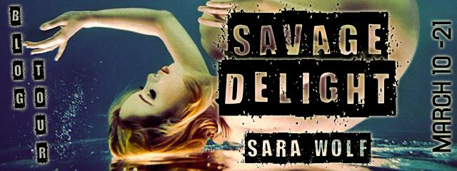 Savage Delight blog tour