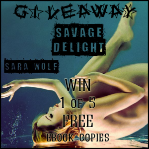 savage delight prize