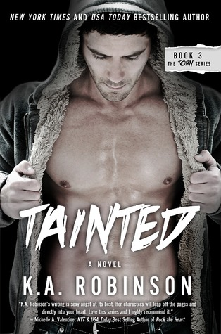 Tainted by K.A. Robinson