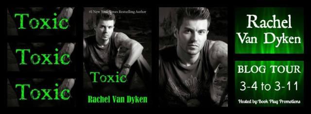 Toxic Blog Tour Banner