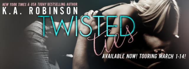 Twisted Ties banner