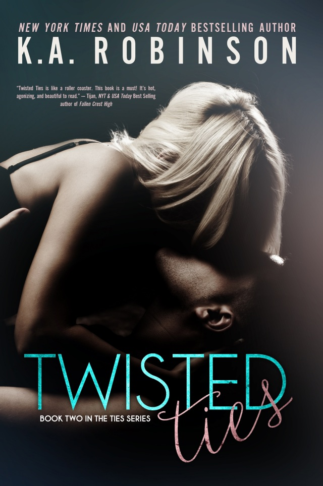 Twisted Ties by K.A. Robinson