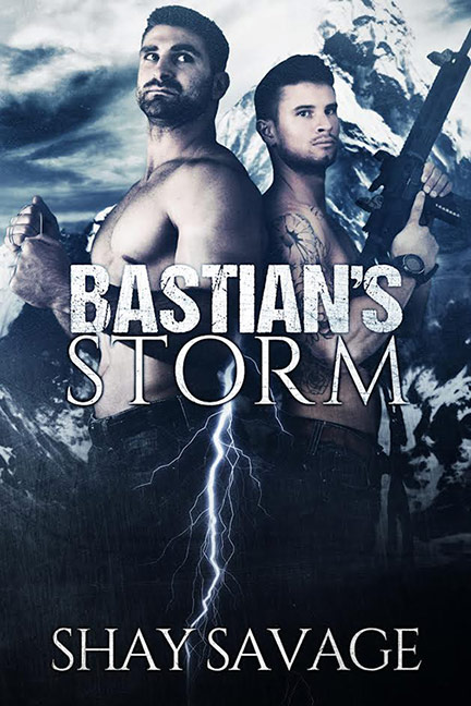 Bastian's Storm by Shay Savage