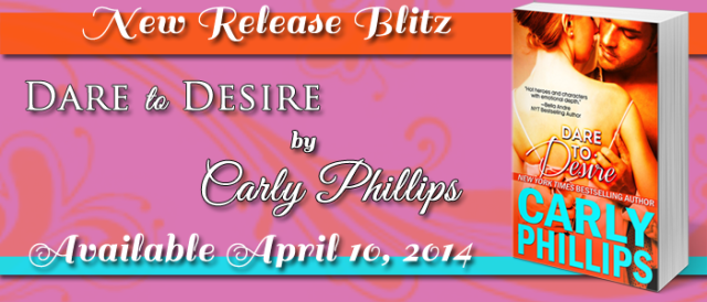 Dare to Desire blitz banner