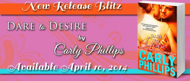 Dare to Desire blitz banner