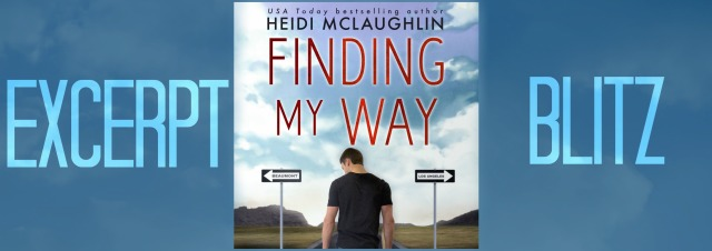 FINDING MY WAY Excerpt blitz