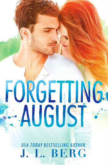Forgetting August by J.L. Berg