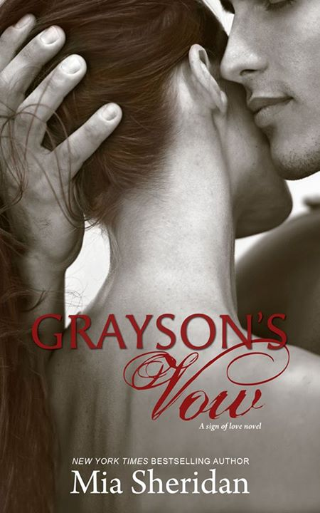 Grayson's Vow by Mia Sheridan