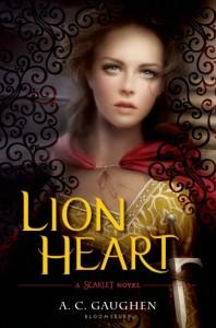 Lion Heart by A.C. Gaughen