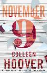 November Nine by Colleen Hoover