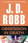 Obsession in Death by J.D. Robb