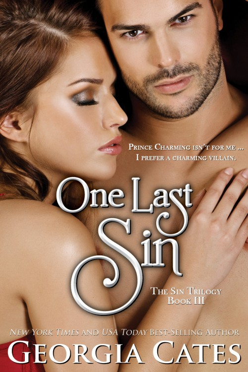 One Last Sin by Georgia Cates