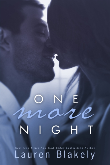 One More Night by Lauren Blakely