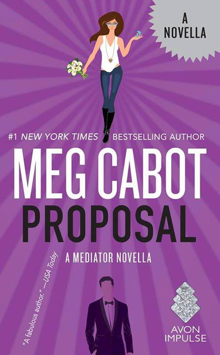Proposal by Meg Cabot