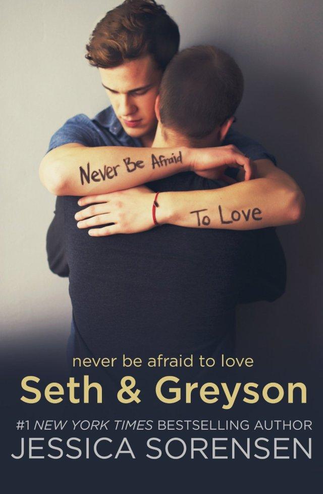 Seth & Greyson by Jessica Sorensen