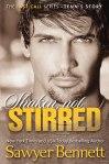 Shaken, Not Stirred by Sawyer Bennett