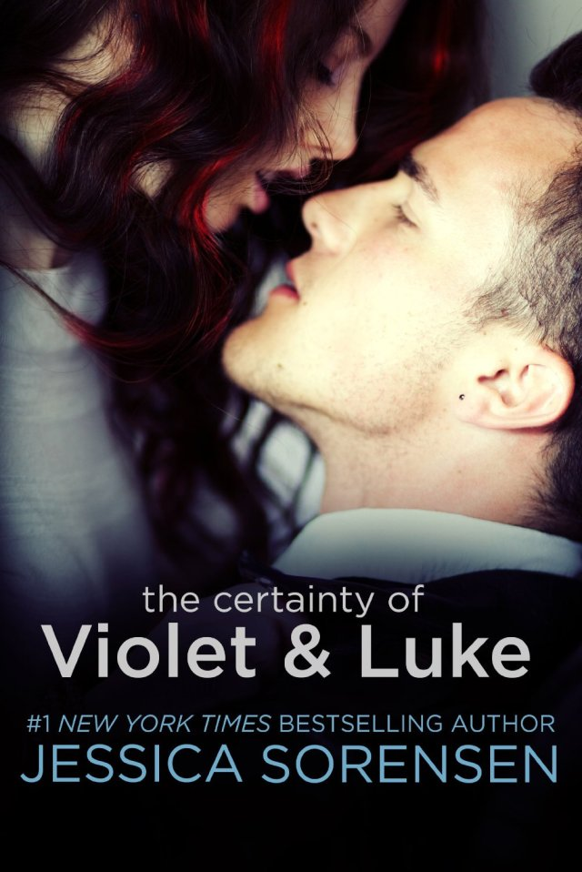 The Certainty of Violet & Luke by Jessica Sorensen