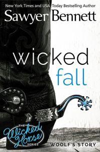 Wicked Fall by Sawyer Bennett