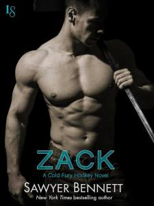 Zack by Sawyer Bennett