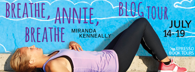 Breathe Annie Breathe Tour banner