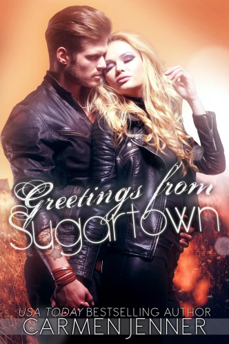 Greetings from Sugartown by Carmen Jenner