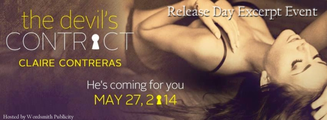 The Devil's Contract Release Day Excerpt Event