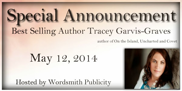 Tracey Garvis-Graves announcement