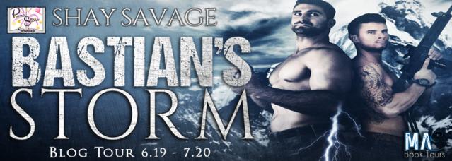 Bastian's Storm tour banner