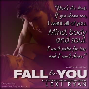 Fall to You Teaser