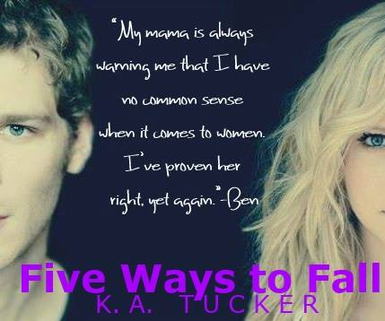 Five Ways to Fall teaser