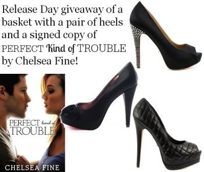 Perfect Kind of Trouble Giveaway