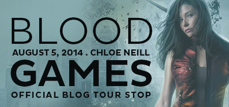Blood Games tour banner